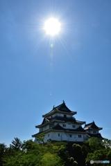 なんとなく和歌山城