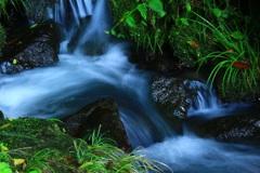 水のある風景 7 【渓谷】