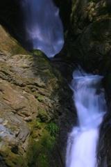 ・・2段滝・・