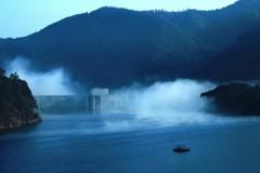 水のある風景 24 【ダム】