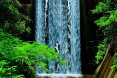 水のある風景 23 【ダム】