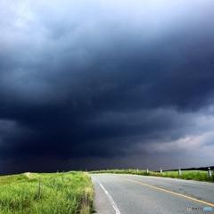 暗雲が・・・?