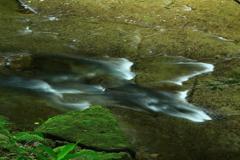 水のある風景 27【清流】