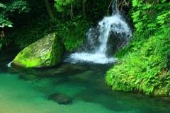 水のある風景 26【清流】