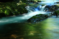 菊池渓谷の印象