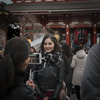 DSC03065 浅草で遇った美しい人