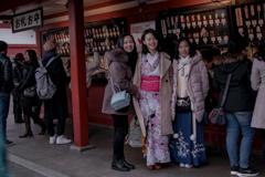 DSC03106. 中国からの乙女たち jpg.