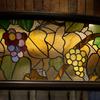DSC03154 洋食屋さんのステンドグラス-2