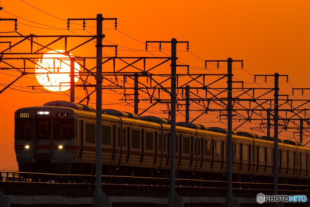 2018.4.20夕陽④