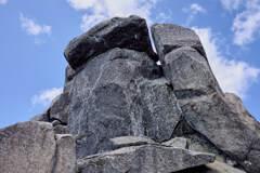 五丈岩の素顔