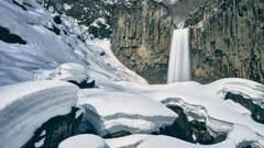 雪国の滝①