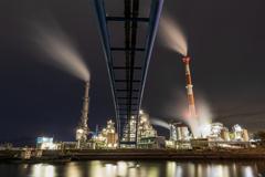 工場夜景12