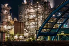 工場夜景11