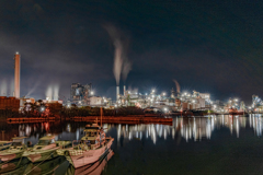 工場夜景13