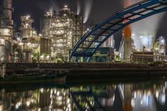 工場夜景14