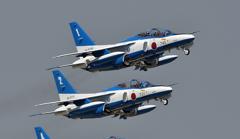ブルー熊本へテイクオフ
