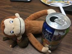 猿の添い寝#2
