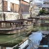 八幡堀屋形船