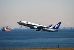 ANA 737-800 (JA55AN)