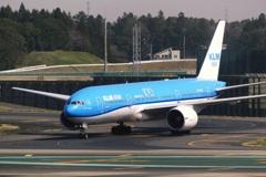 KLMオランダ航空 B777-200
