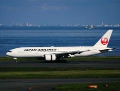 JAL 777-200 (JA009D)