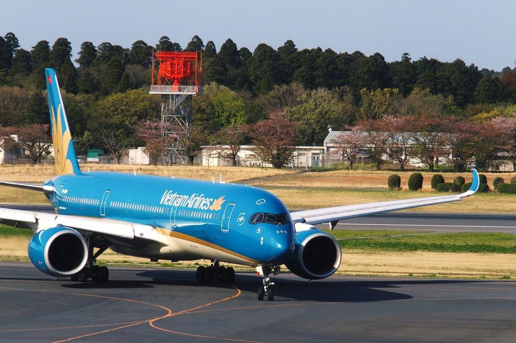 ベトナム航空 A350-900