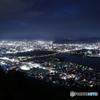 屋島から見る夜景