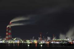浜寺の工業地帯 その3