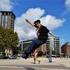コスモポリタンロッカリアン Jump in Barcelona