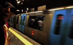 ポルトガル リスボンの地下鉄