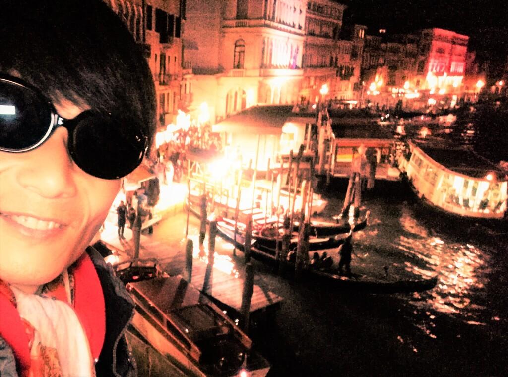 夜のヴェネツィア