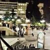 アテネ、シンタグマ広場