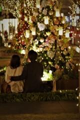 メリークリスマス 二人の世界