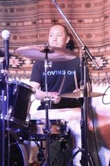 ドラムは彼