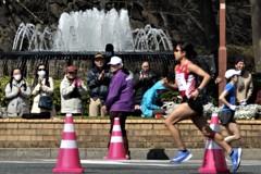 女子マラソンの日