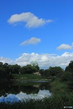 名古屋城 夏#1