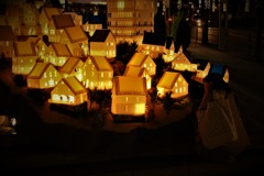 クリスマスウィーク 待ち遠しい夜