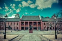 美術館と城
