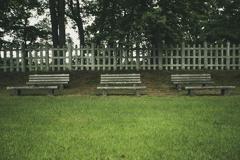 誰も座らないベンチ~令和元年