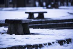 新・誰も座らないベンチ...Ⅲ