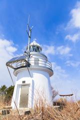 灯台と鳥居