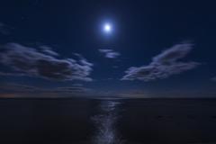 月の輝く夜だから...