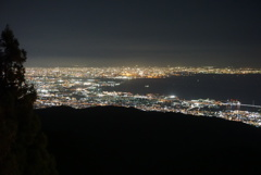 六甲山から