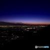 筑波山 夜景
