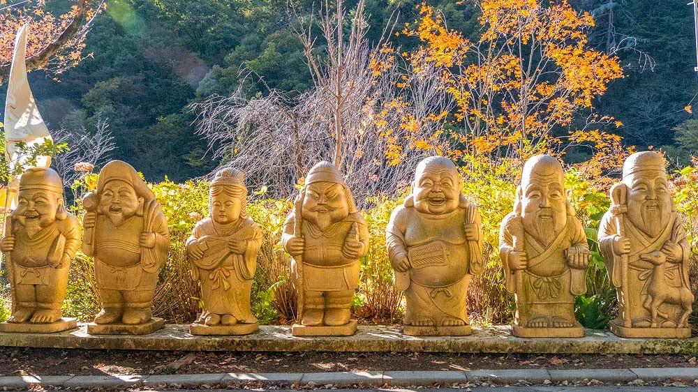 秋の昇仙峡(4)