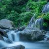 吐竜の滝(2)