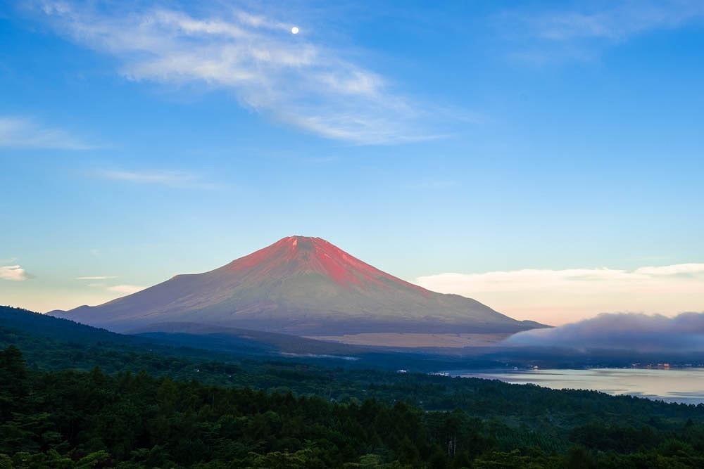 初秋の山中湖(1)