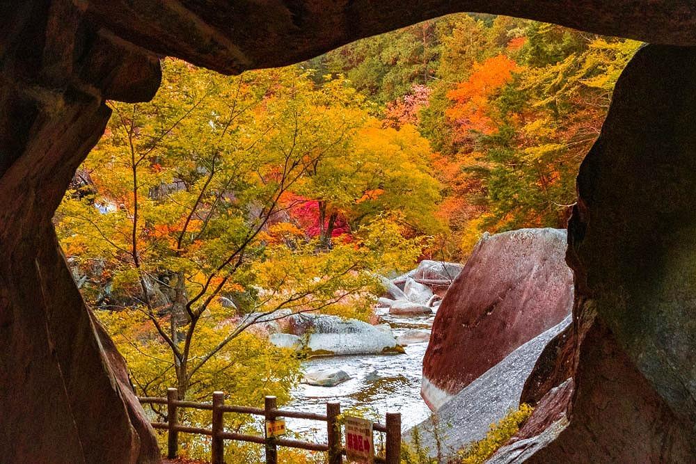 秋の昇仙峡(3)