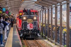 トロッコ列車の旅(1)
