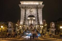 ブダペストの夜景(1)